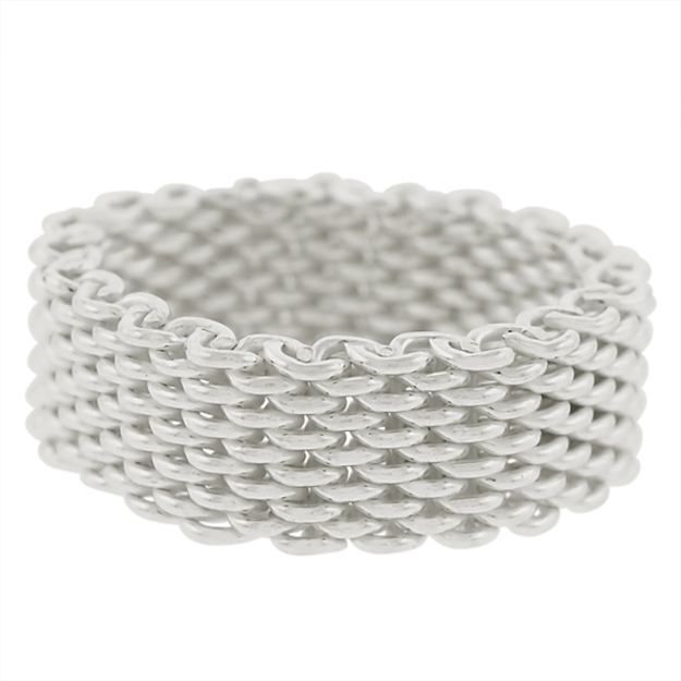 Sterling_Silver_Mesh_Ring__Size_5