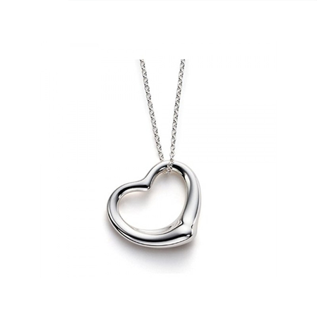 Sterling_Silver_Floating_Heart_Pendant_Necklace