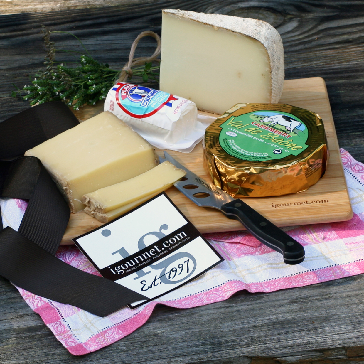 French_Cheese_Board_Gift_Set__SHIPPING_INCLUDED
