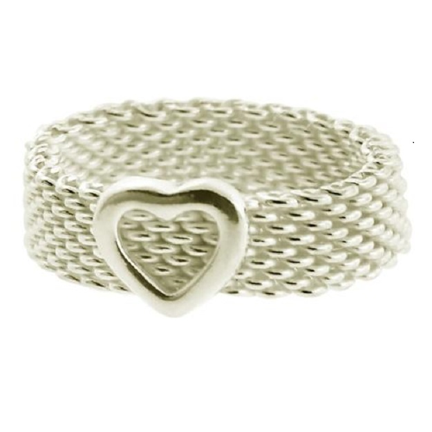 Sterling_Silver_Mesh_Ring_with_Heart__Size_5