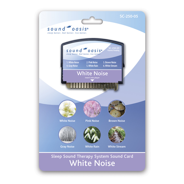White_Noise_Sound_Card_for_the_Sound_Oasis®_Sleep_Sound_Therapy_System