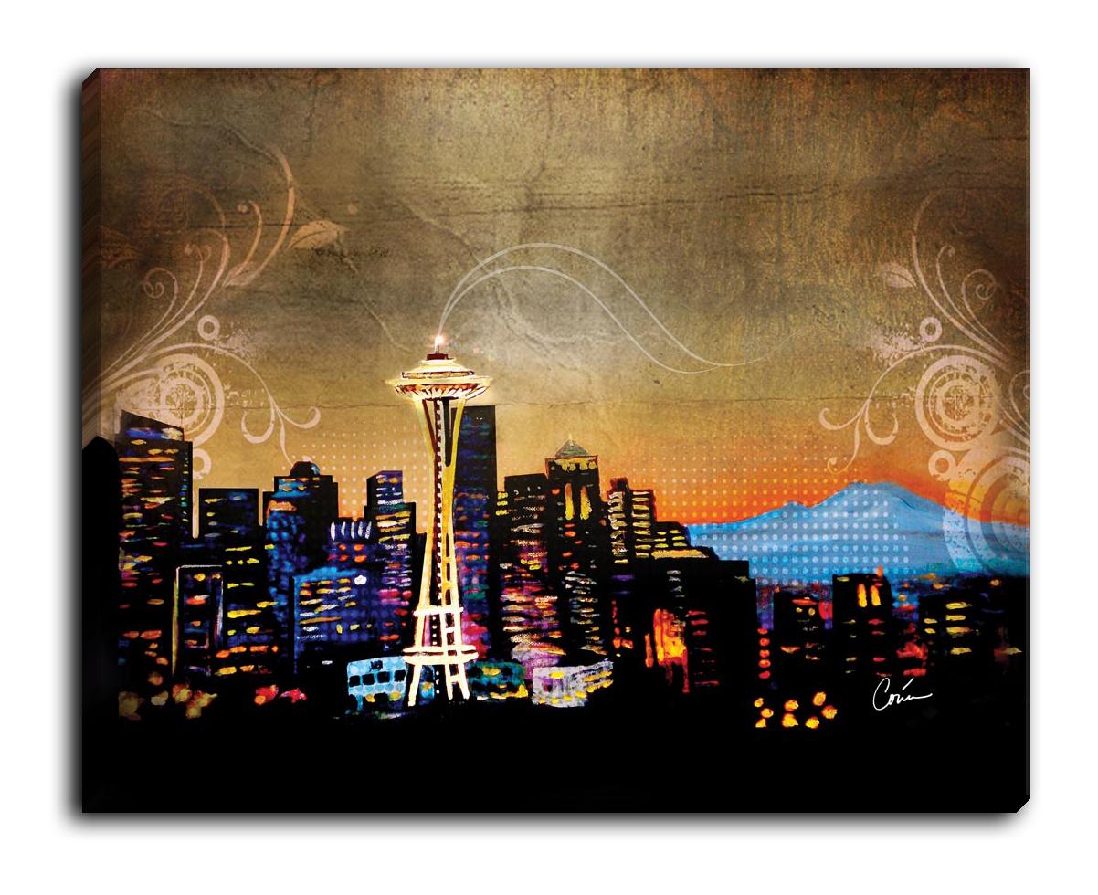 Illuminated_Wall_Art_by_DiaNoche_Designs_Seattle_Skyline__Corina_Bakk