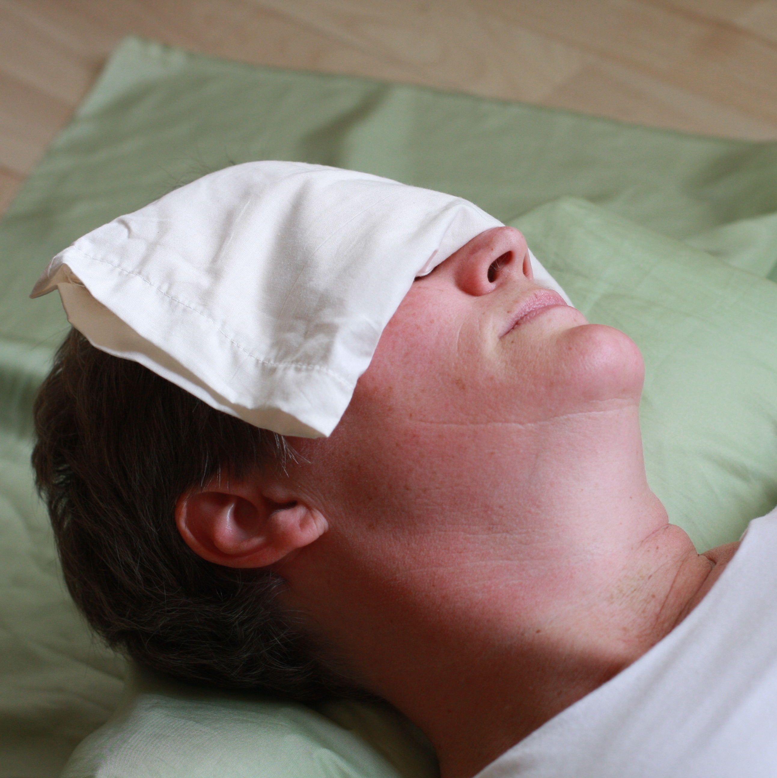 So Well Therapeutic Hot/Cold Large Eye and Ear Pillow