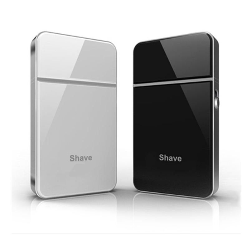 Chic Shaver - A Portable Travel USB Rechargeable Shaver - White 5442b8c14b3d6ffd250000f8