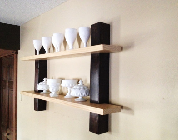 Open Shelving - 30 inches, Natural