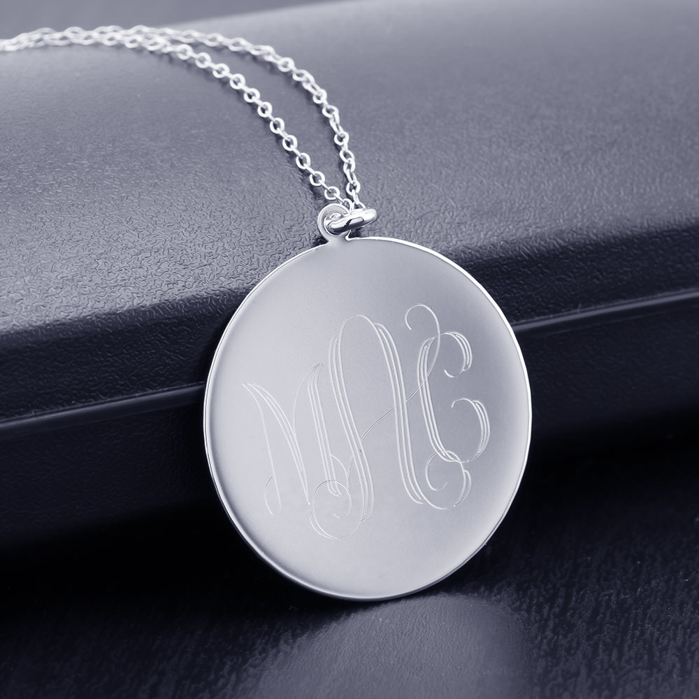 18K_Gold_Personalized_Monogram_Necklace_-_WHITE_GOLD