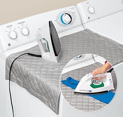 "Iron Anywhere 33\""x19\"" Magnetic Ironing Mat 56081c556c3d6f76378bb39b"