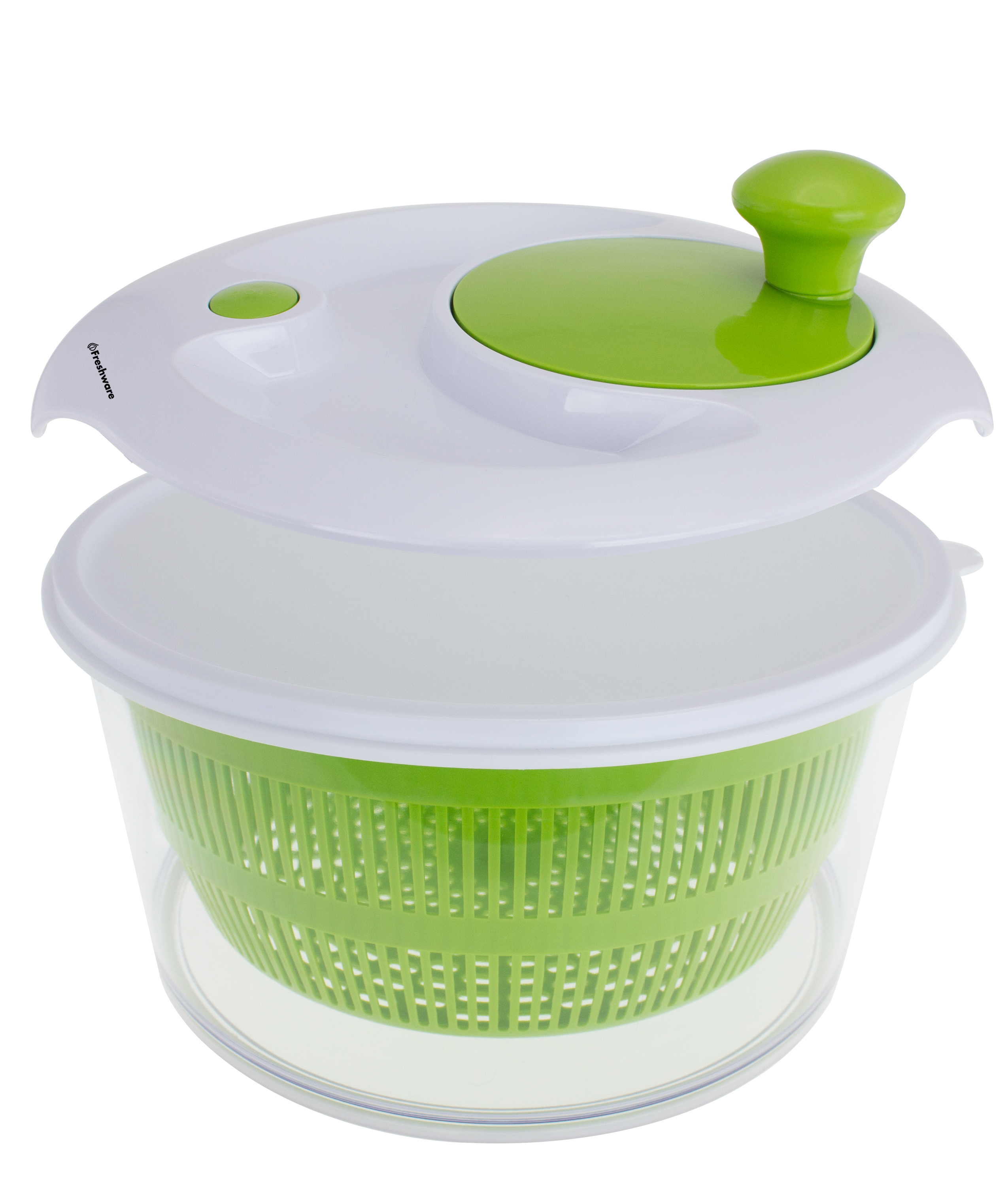 Salad Spinner with Storage Lid