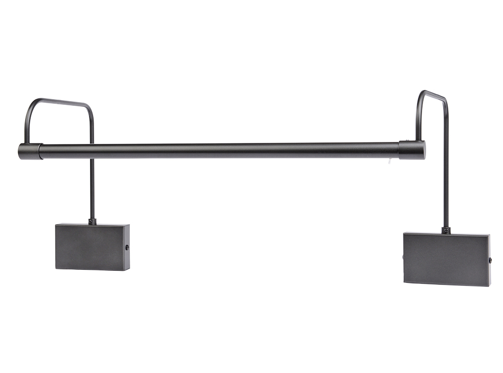 Rubbed Bronze Led Slim Hardwire Picture Light Oil