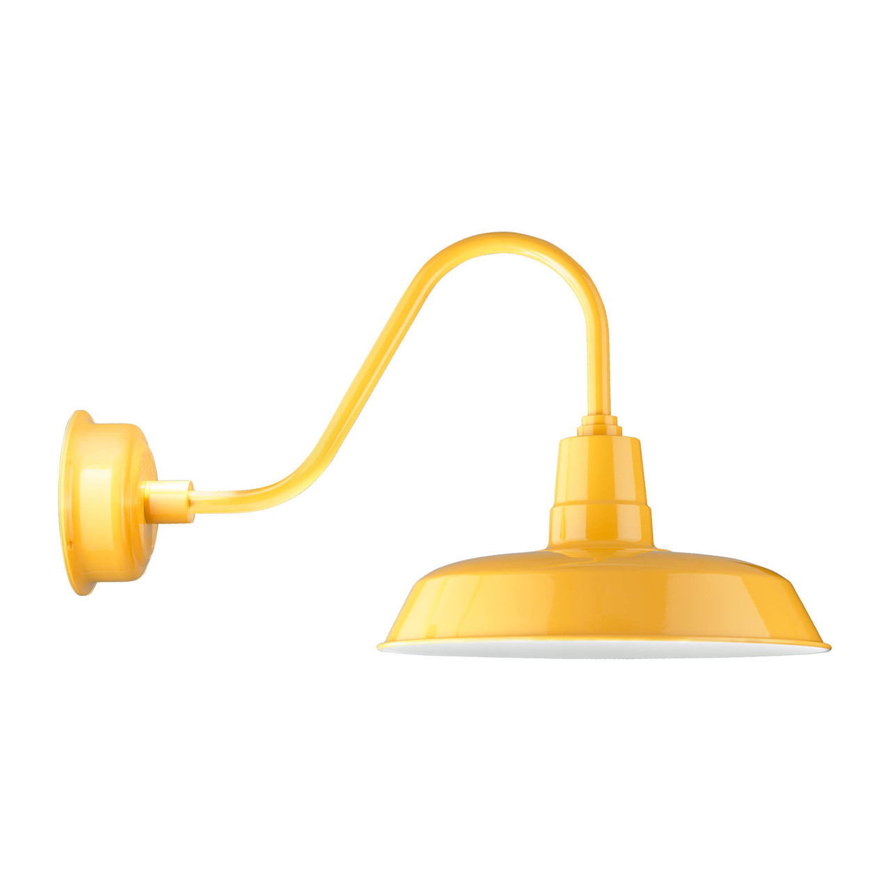 Cocoweb Dimmable Gooseneck Led Oldage Barn Light Fixture