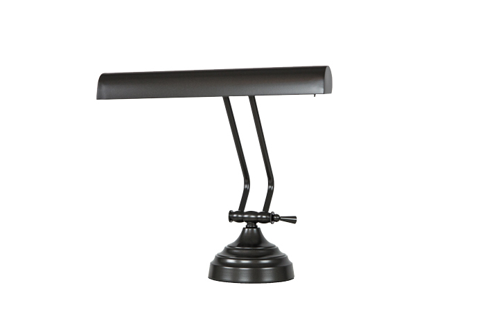 "12"" LED Piano Desk Lamp - Oil Rubbed Bronze 5633c309a3771c44528b4ae6"