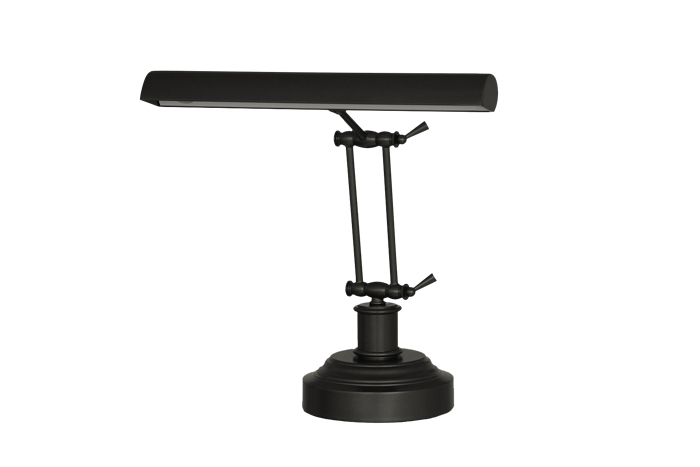 "14"" LED Piano Desk Lamp - Oil Rubbed Bronze"