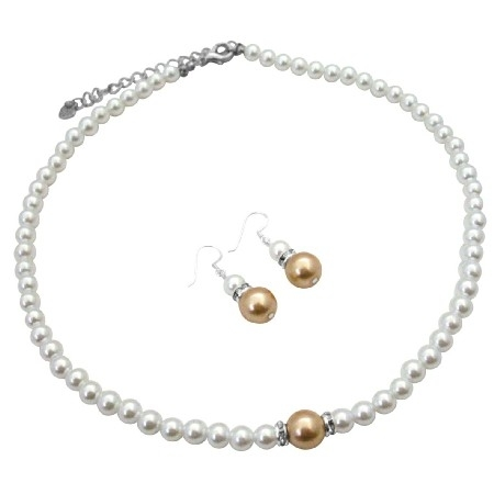 Ns985 Inexpensive Pearl Jewelry with Silver Rondells Sparkle Like Diamond