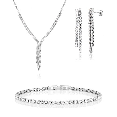 3_Piece_Set:_60_CTTW_Simulated_Diamond_Jewelry_Collection