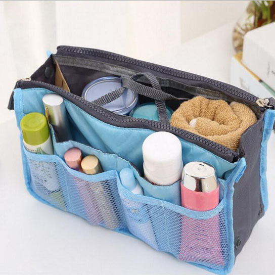 Collapsible Purse Organizer - Orange (GIFTSTO-F5FC) photo