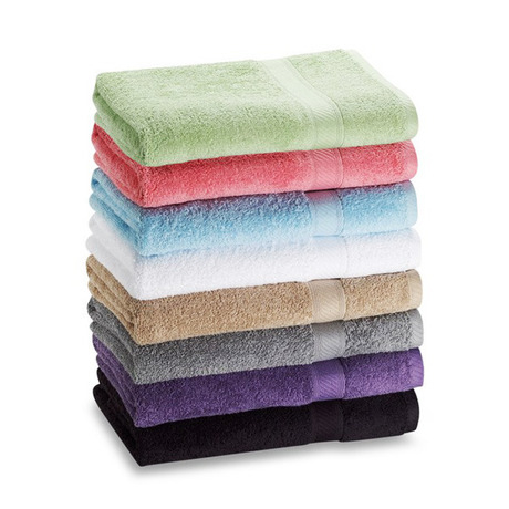 "7-pack: 27"" X 52\"" 100% Cotton Extra-absorbent Bath Towels"