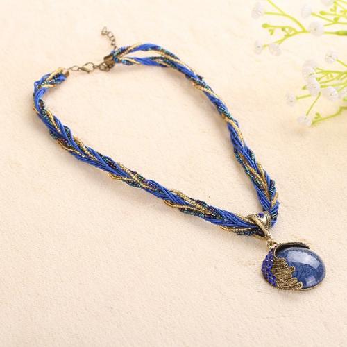 Love Rain Necklace With Boho Vibe - Color A 57d96a8da020af58175e46db