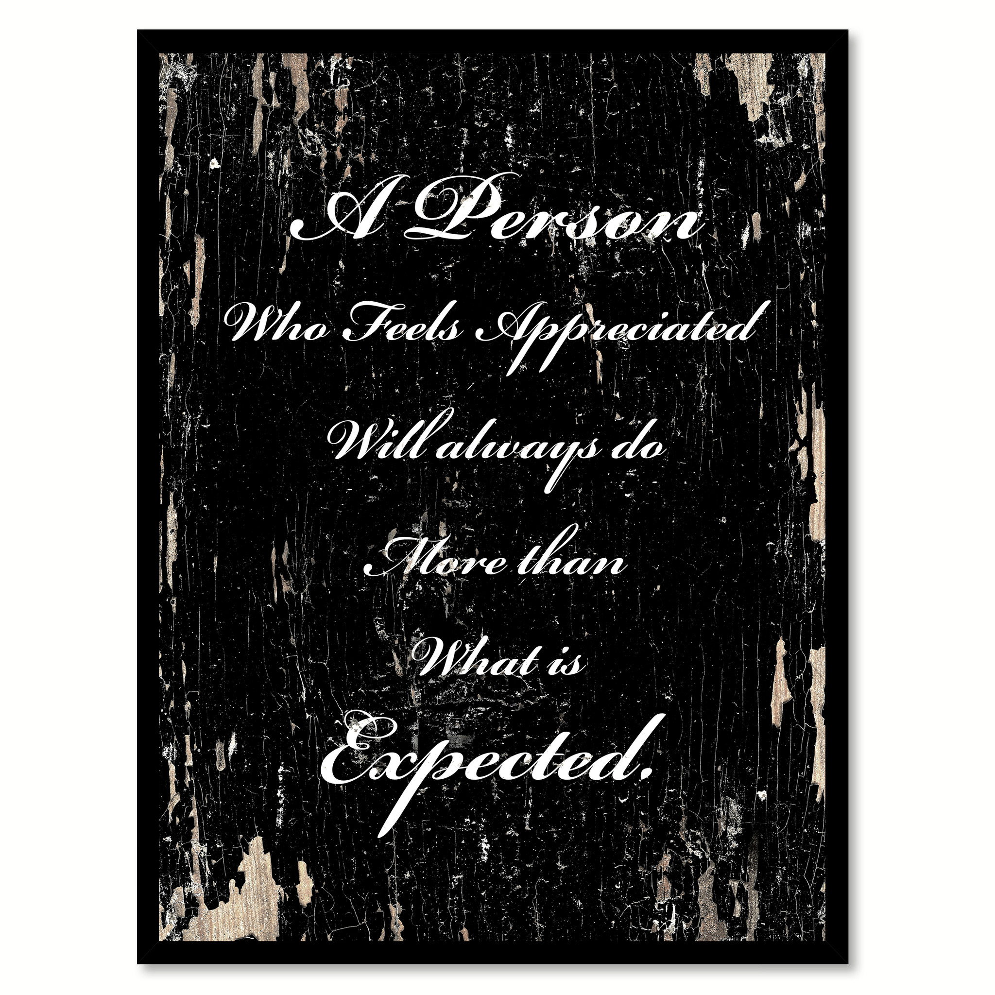 "A Person Who Never Made A Mistake Albert Einstein Quote Saying Canvas Print with Picture Frame Home Decor Wall Art Gift Ideas 111435 - 7""x9\"""
