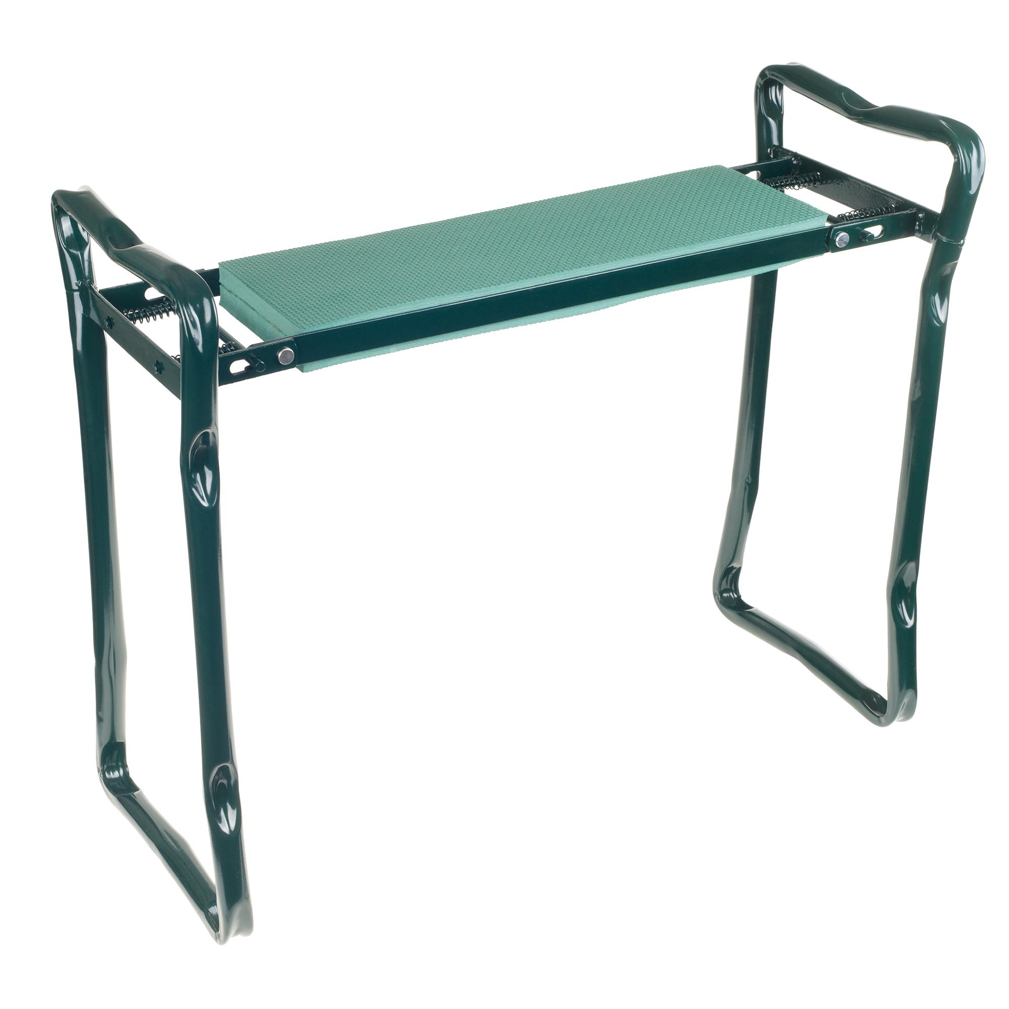 Pure Garden Foldable Garden Bench