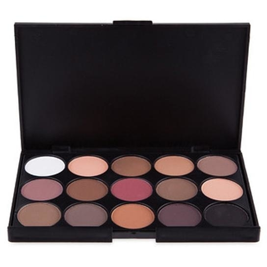 Eyeshadow Makeup Palette 15 Colors - Matte-E15-1 583115e3fa08eb131a521531