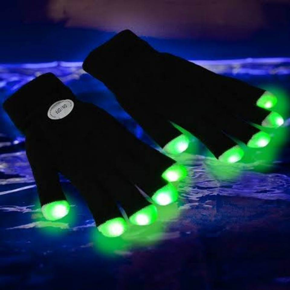 Led Gloves (1 or 2 Pack) - 1 Pair 587908f8fa08eb4c4c5103aa