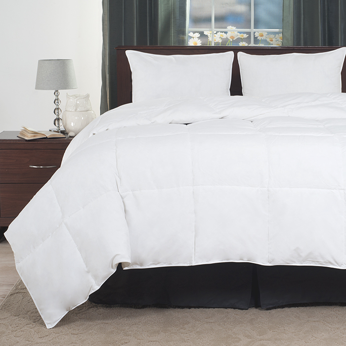 Lavish Home Down Alternative Overfilled Bedding Comforter - Full/Queen