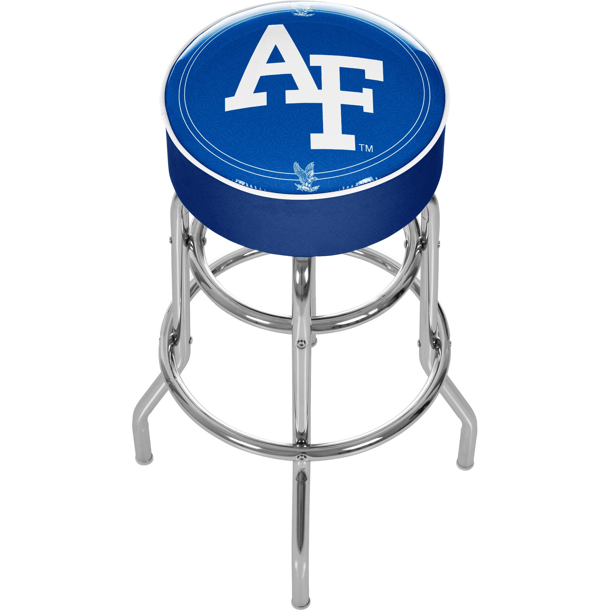 Air Force Falcons Padded Swivel Bar Stool 30 Inches High 589b8bd9c98fc439ff66bfdf