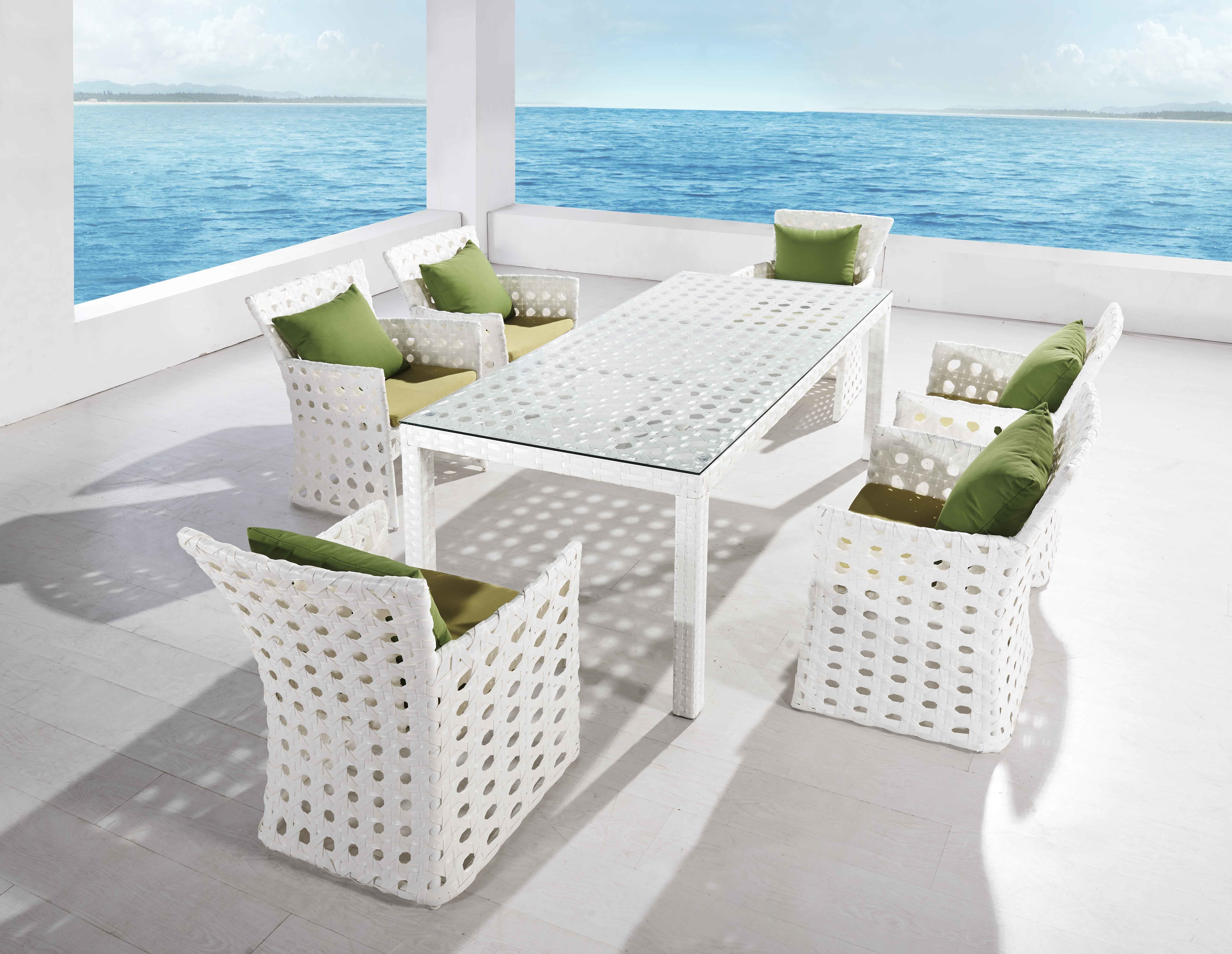 Orchard 6-seat Patio Dining Set