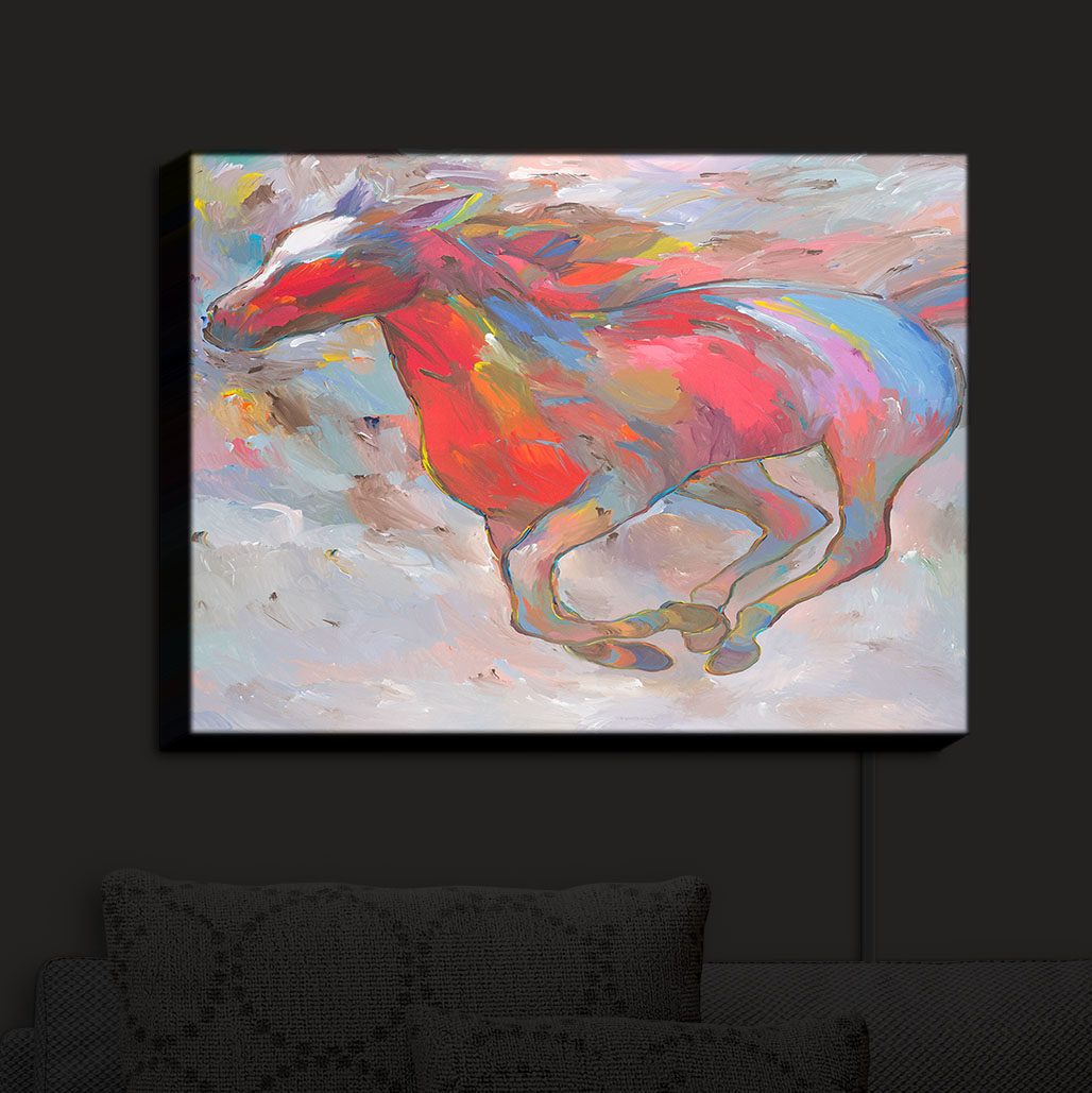 DiaNoche_Designs_Illuminated_Wall_Art_Nightlight_Home_Decor_Smooth_Runner