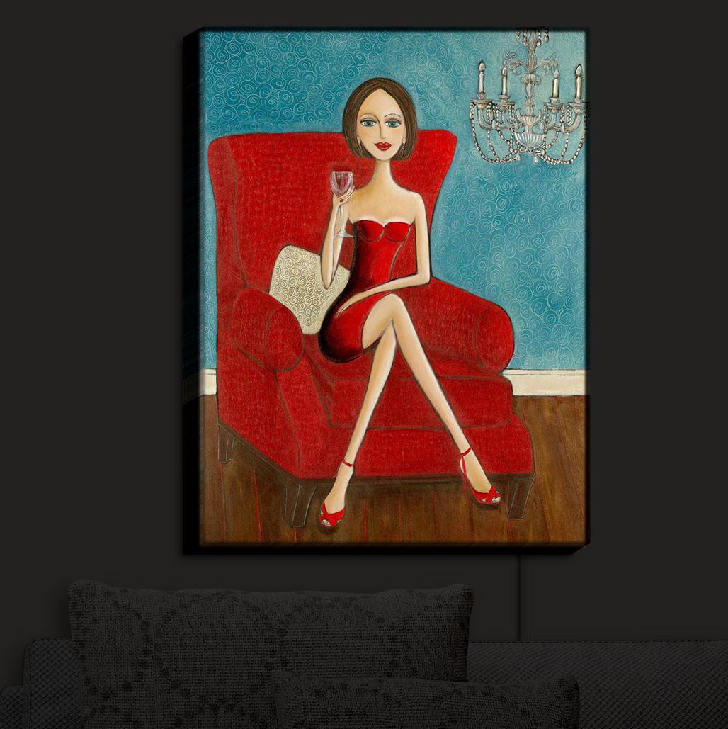 DiaNoche_Designs_Illuminated_Wall_Art_Nightlight_Denise_Daffara_Little