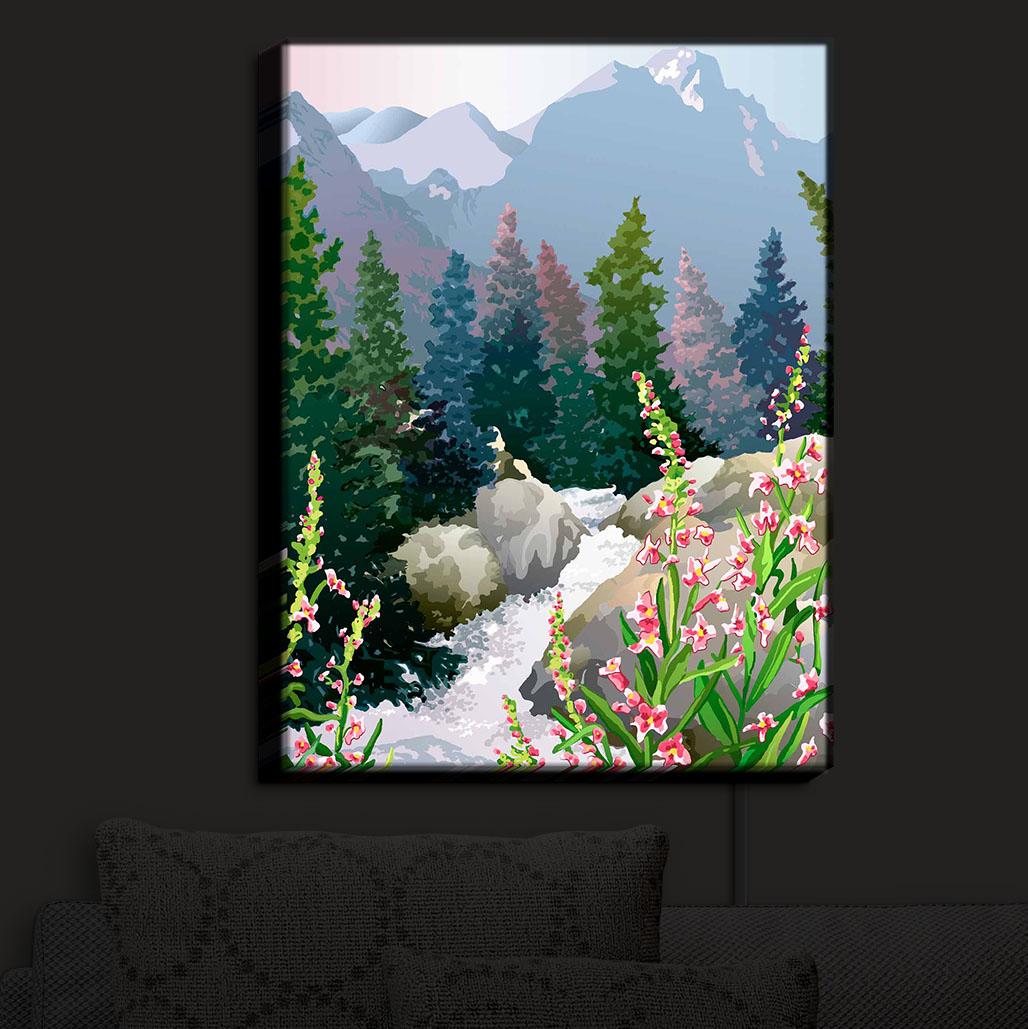 DiaNoche_Designs_Illuminated_Wall_Art_Nightlight_Home_Anne_Gifford_Mountain