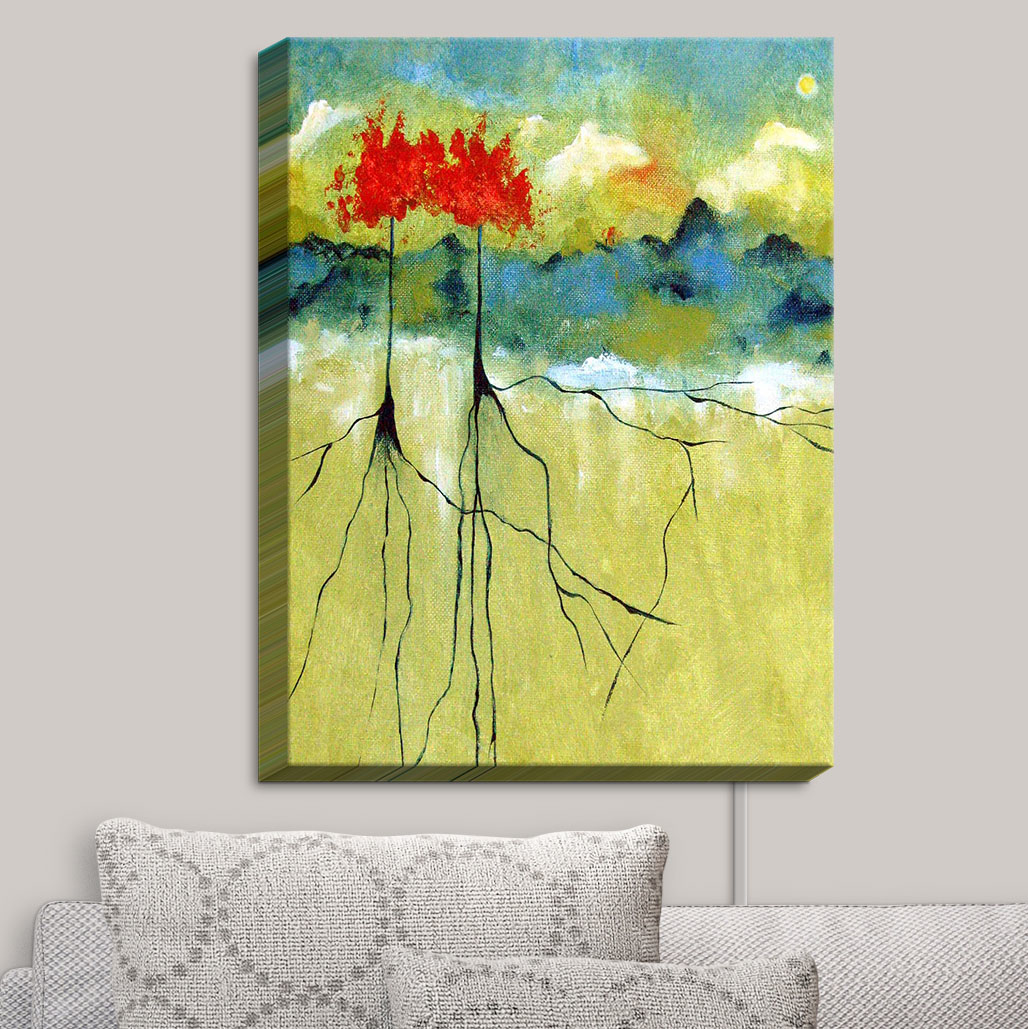 Canvas_Wall_Art_by_DiaNoche_Designs_Deep_Roots__Ruth_Palmer