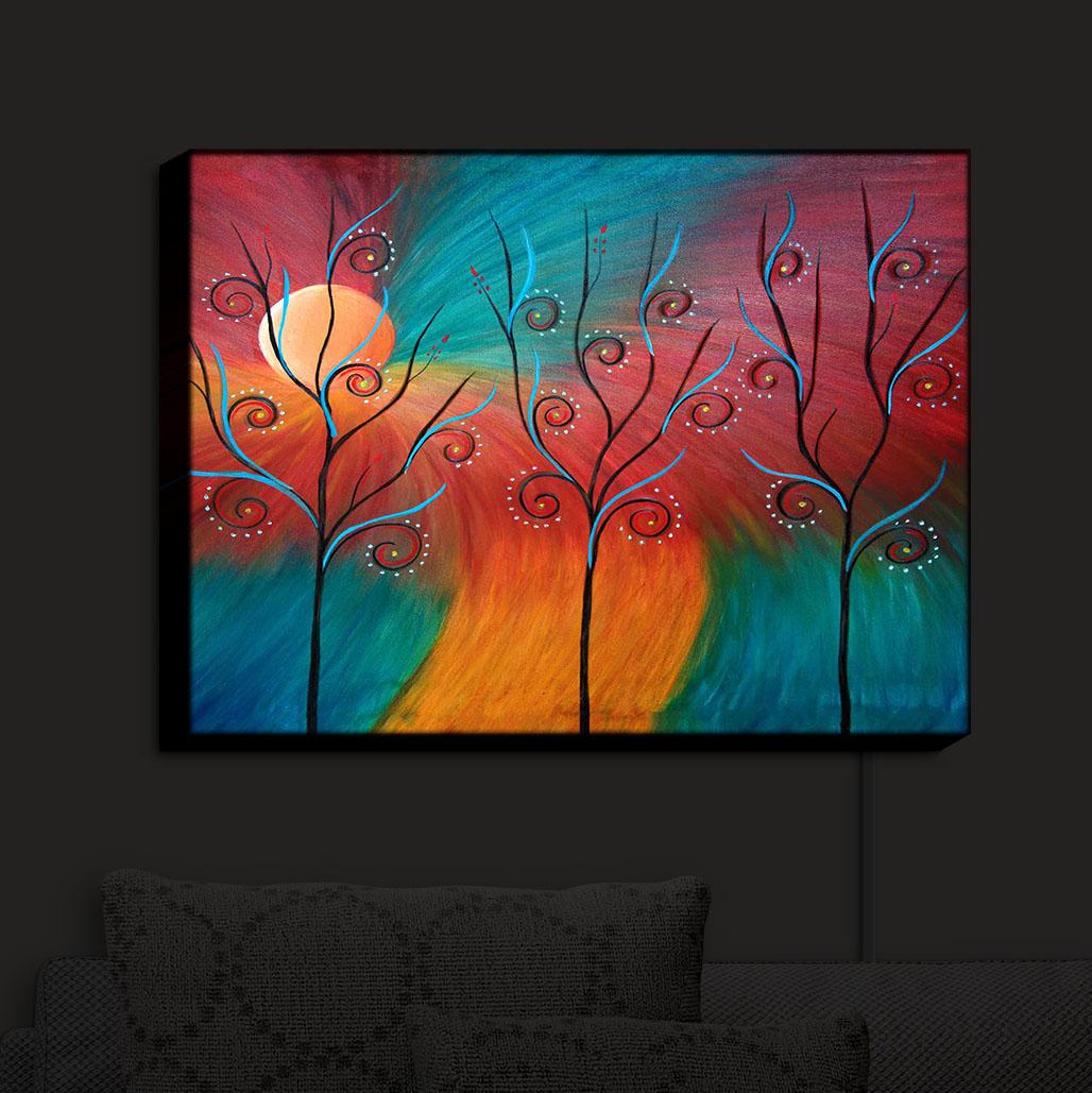 Illuminated_Wall_Art_by_DiaNoche_Designs_Peacock_Inspiration_Nightlight