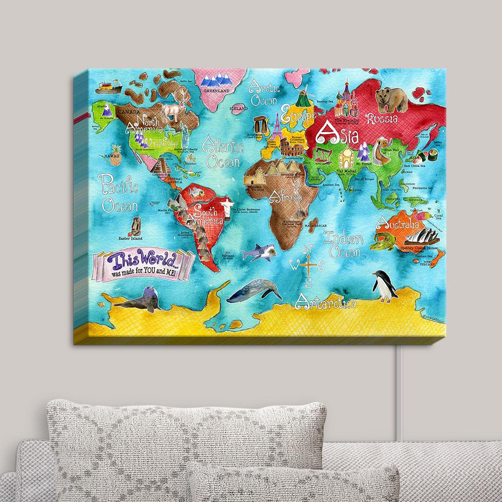 Canvas_Wall_Art_by_DiaNoche_Designs_This_World_Turquoise__Marley_Unga