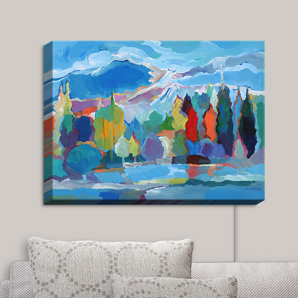 Canvas_Wall_Art_by_DiaNoche_Designs_Color_Collection__Hooshang