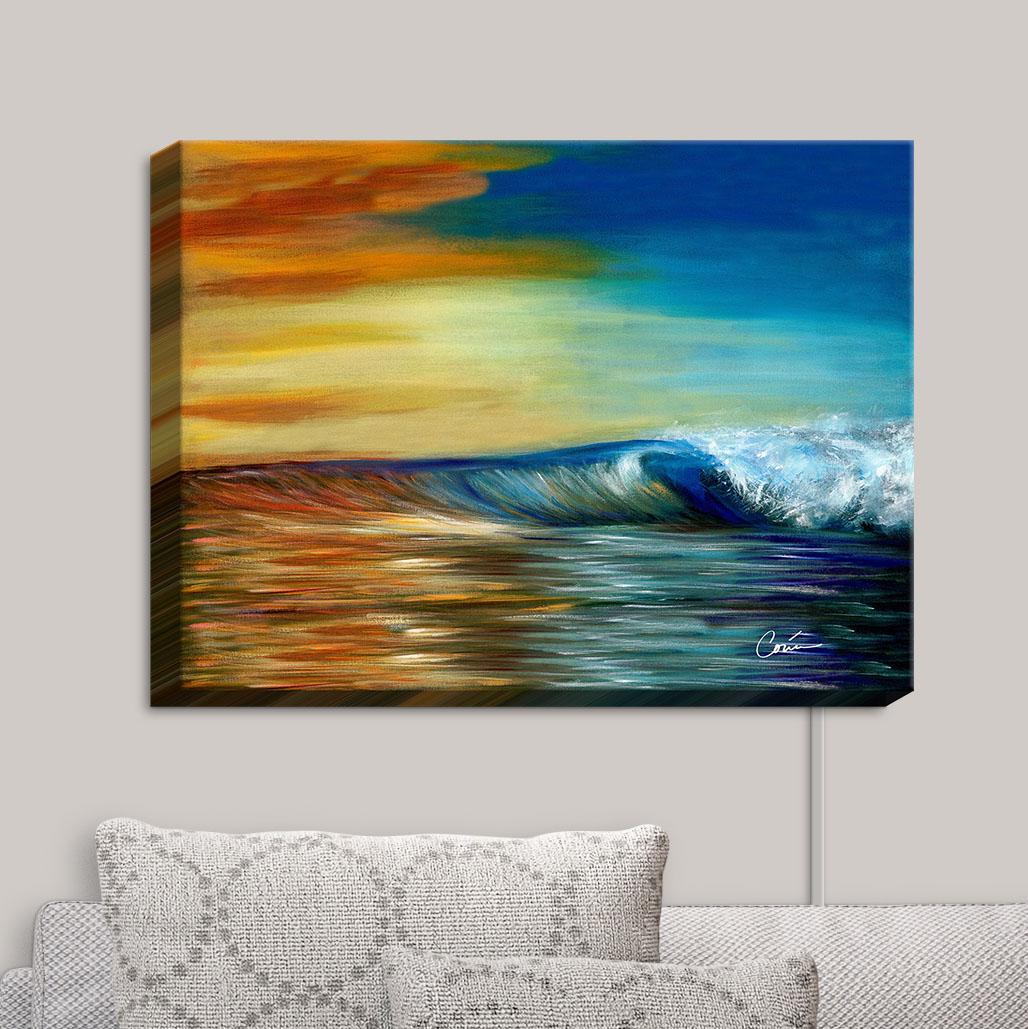 Canvas_Wall_Art_by_DiaNoche_Designs_Maui_Wave_II__Corina_Bakke