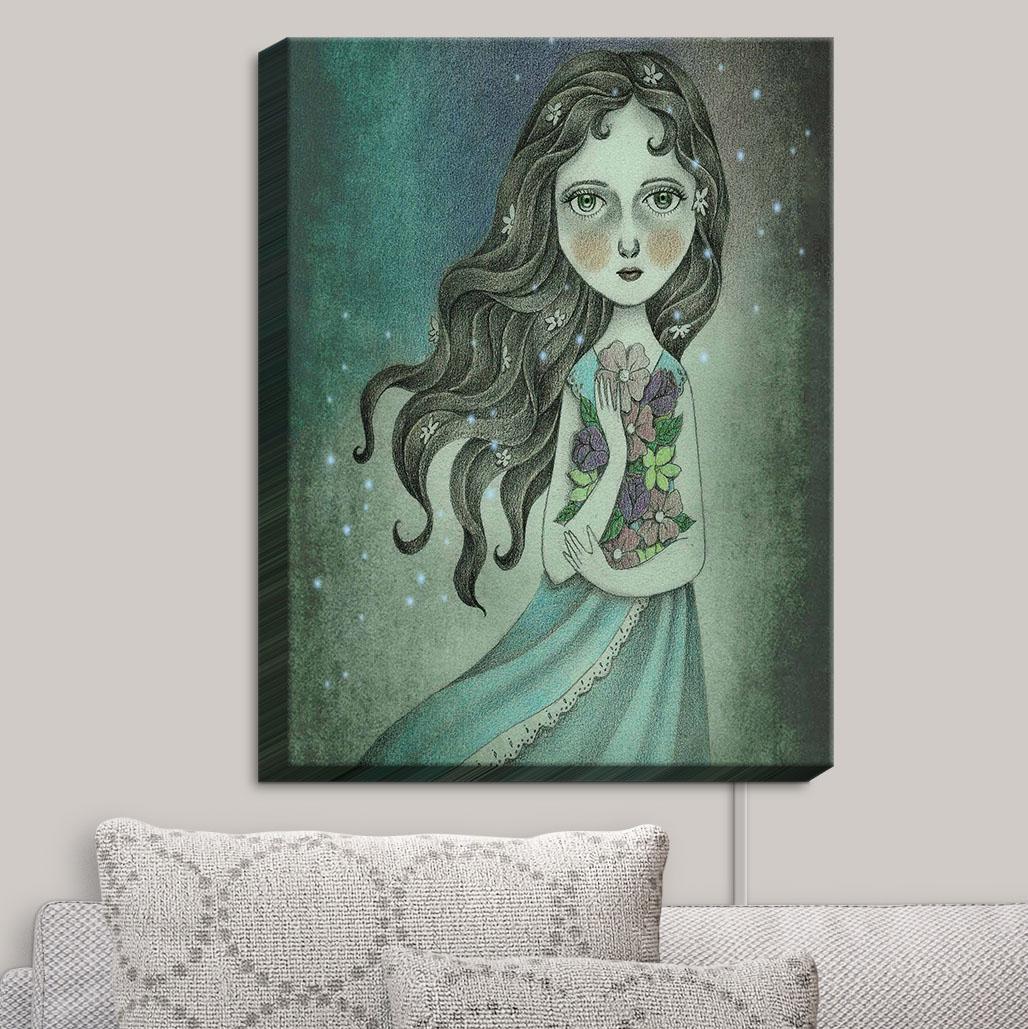 Canvas_Wall_Art_by_DiaNoche_Designs_Flower_the_Midnight_Goddess__Amalia