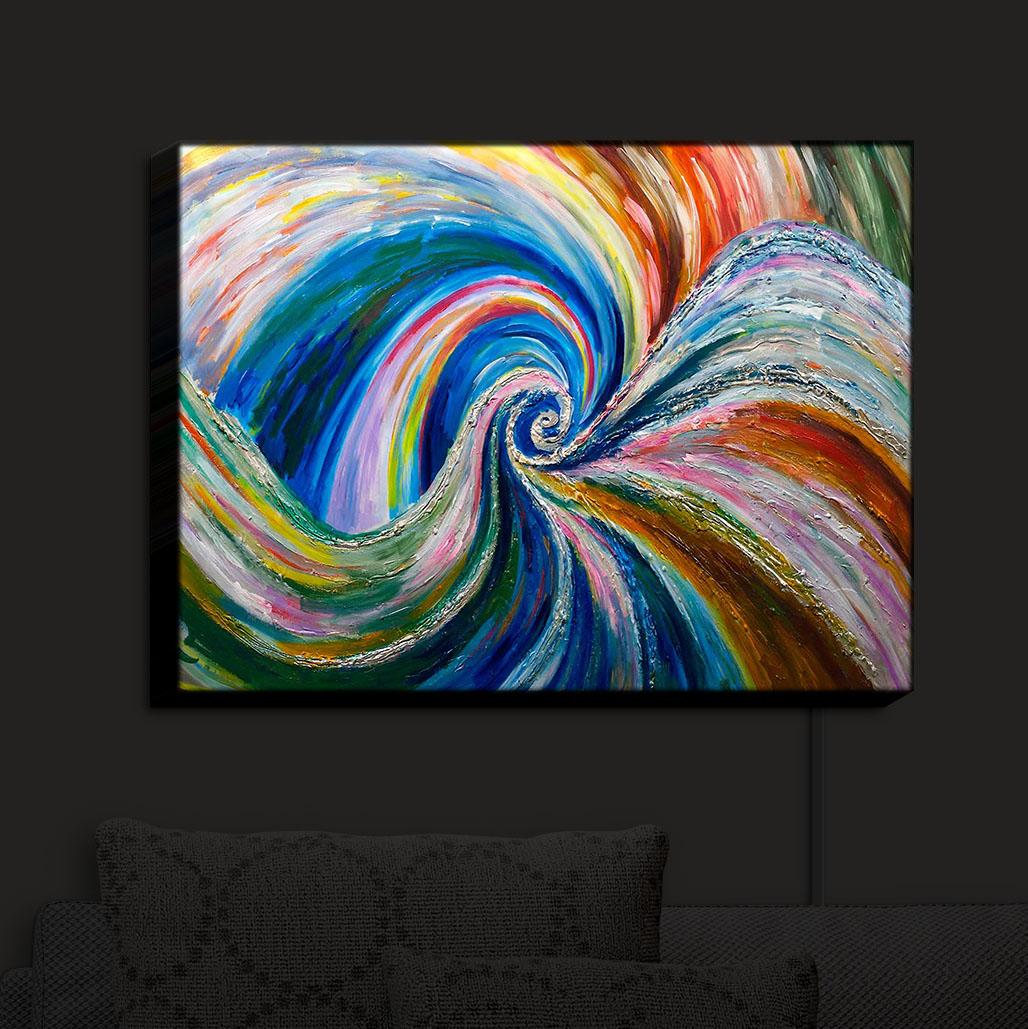 Illuminated_Wall_Art_by_DiaNoche_Designs_Spiral_I_Nightlight_Tim_Lam_