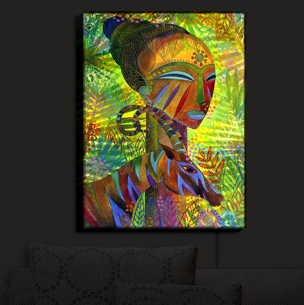 Illuminated_Wall_Art_by_DiaNoche_Designs_Nightlight_African_Queens__Jennifer