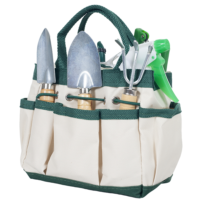 Pure Garden 7 Piece Indoor Garden Tool Set