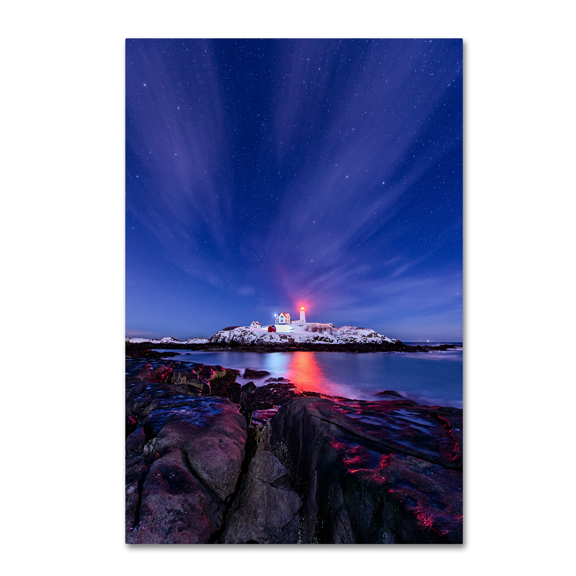 Michael Blanchette Photography 'Light Vapor' Canvas Art 16 x 24
