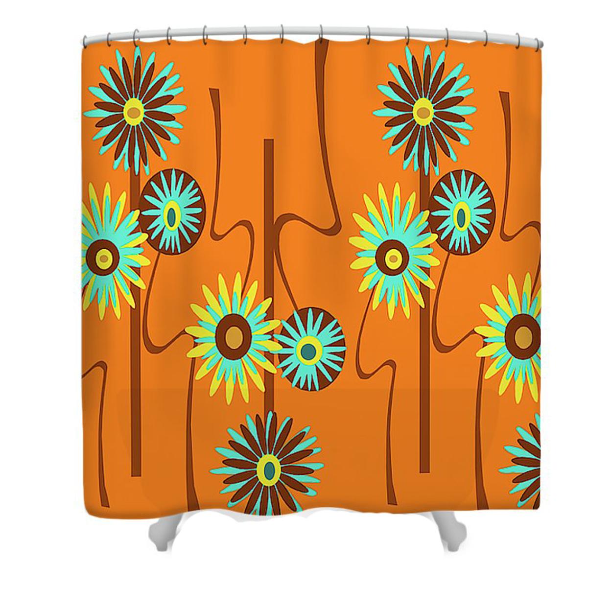 Shower Curtain - Crash Pad Designs Alatair