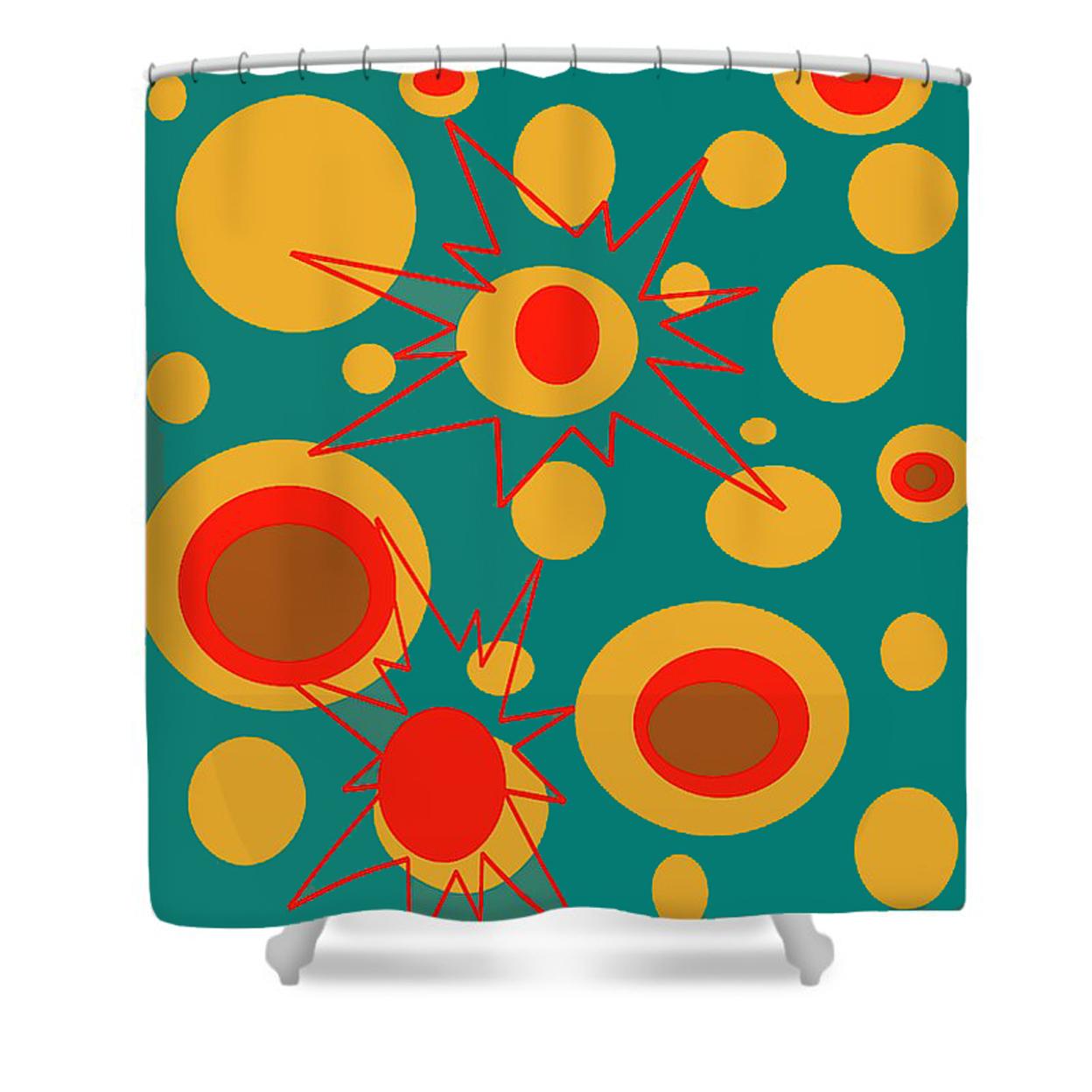 Shower Curtain - Crash Pad Designs Oliver