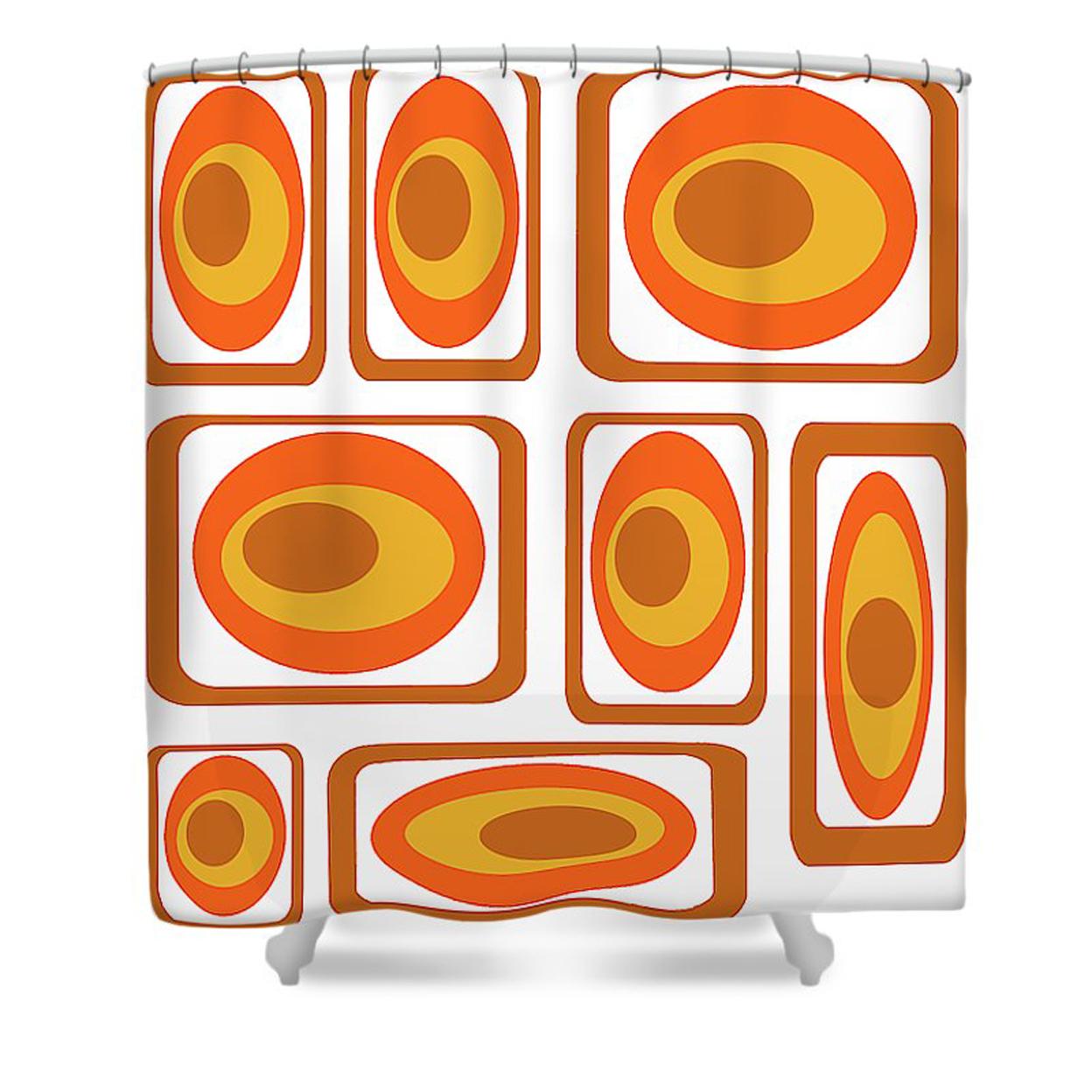 Shower Curtain - Crash Pad Designs Ollie