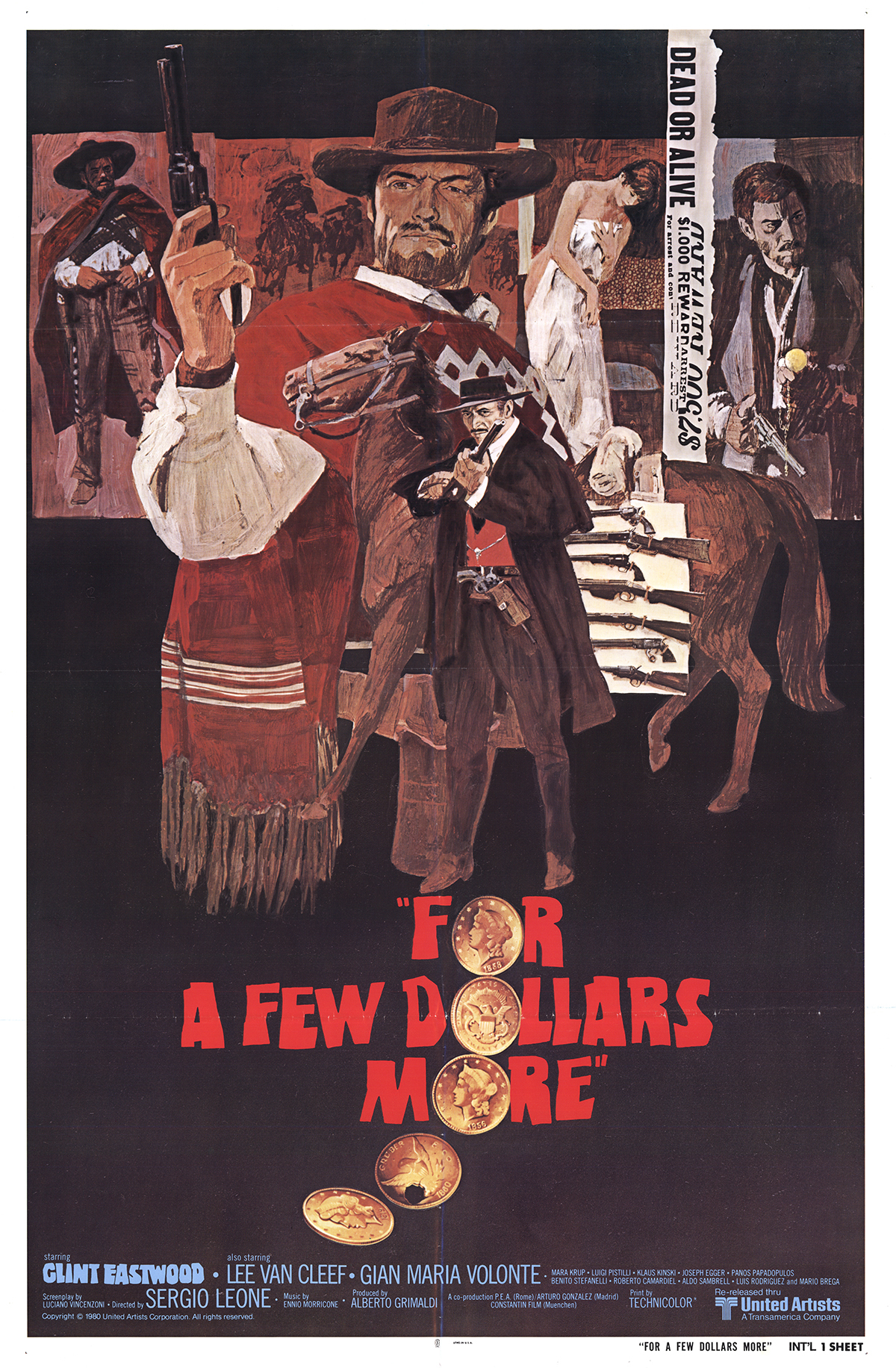 For A Few Dollars More - 1980 58c836fd2a00e46896776ac2