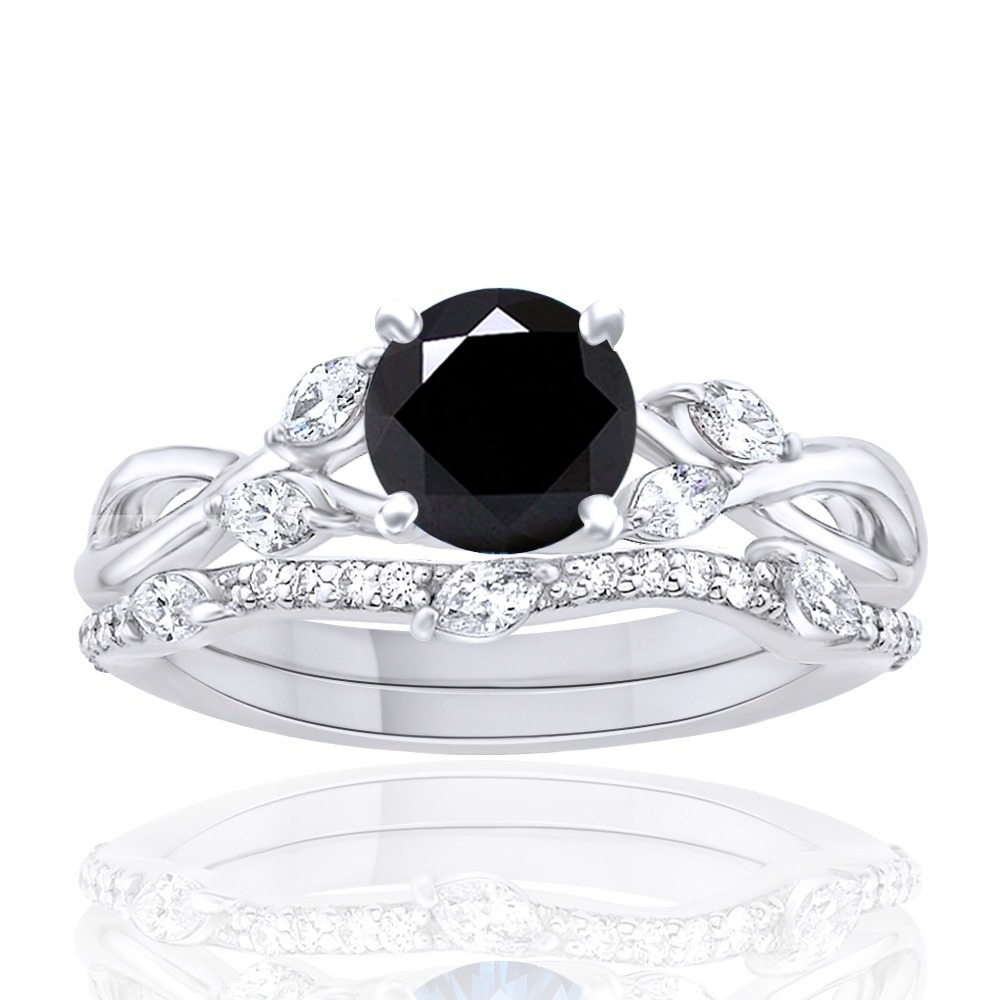 5_Ct_Black_Moissanite_Sterling_Silver_Solitaire_Engagement_Ring_Bridal