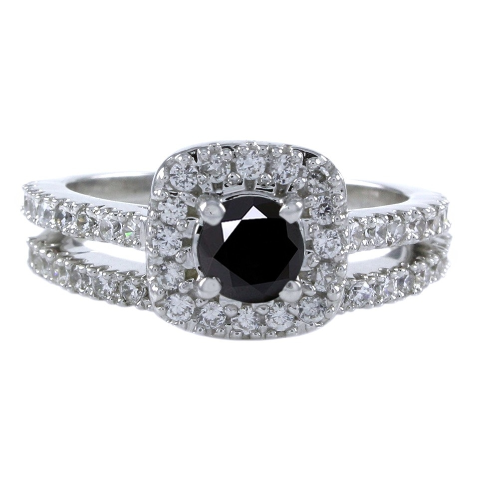 Sterling_Silver_5_Ct_Black_Moissanite_Halo_Wedding_Bridal_Set_Ring__With