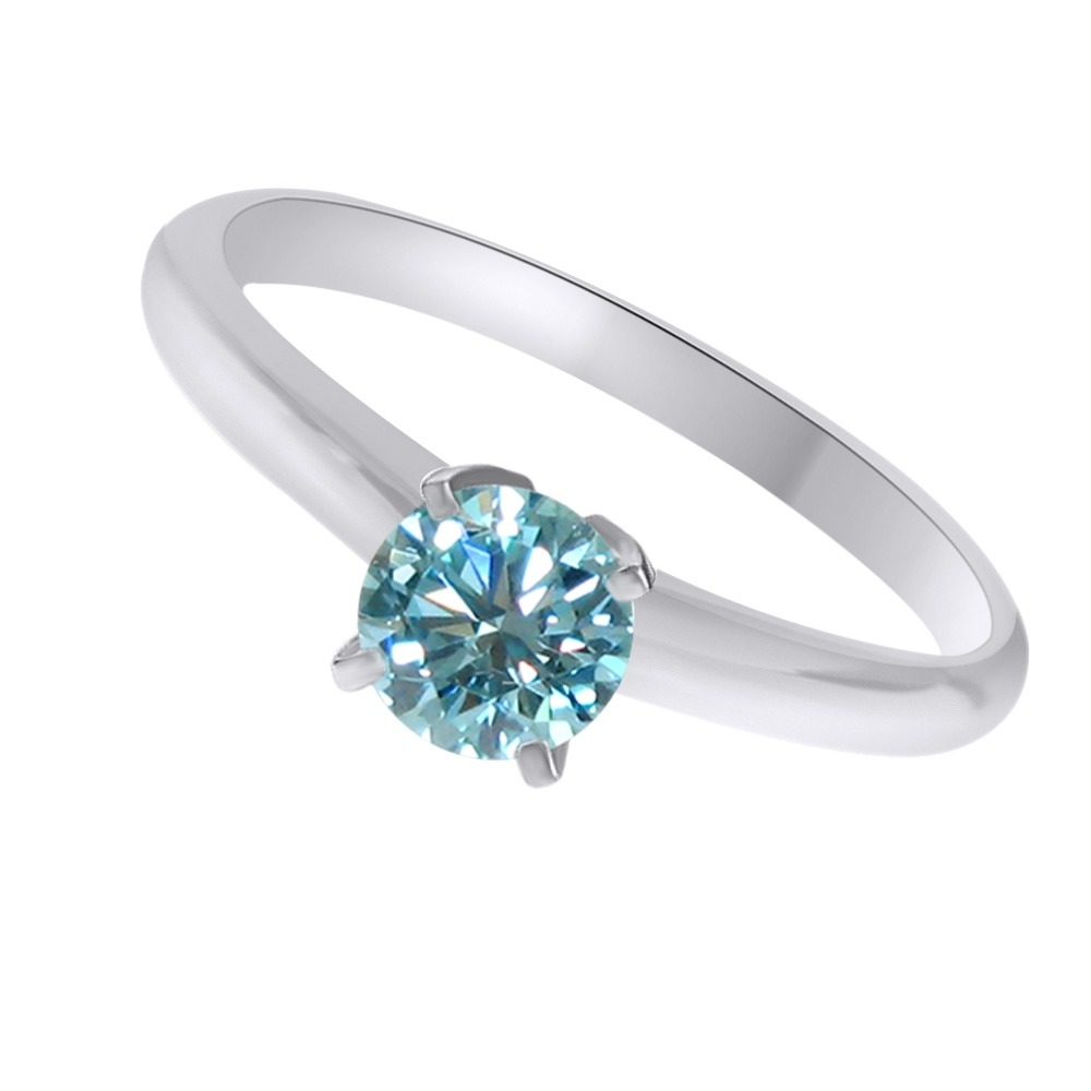 10K_White_Gold_15_Ct_Light_Blue_Moissanite_Solitaire_Bridal_Ring_Jewelry