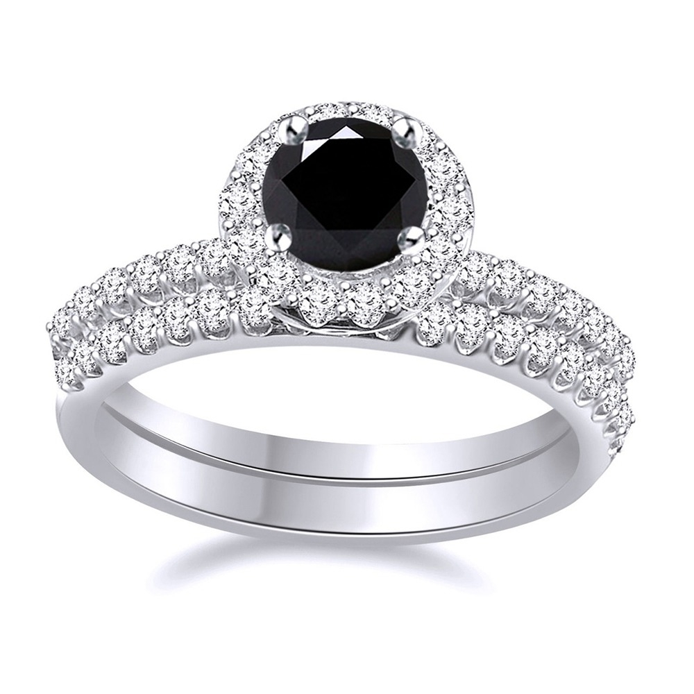Sterling_Silver_475_Ct_Black_Moissanite_2_Piece_Halo_Engagement_Bridal