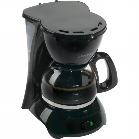 Continental Electric Ce23659 4 CUP Coffee Blk- Ce23589 596d38062a00e4022b2777f8